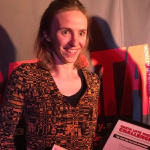 jenny nilsson vinnare standup 2016